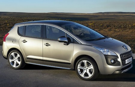 Peugeot 3008 1 Peugeot 3008 Crossover Review