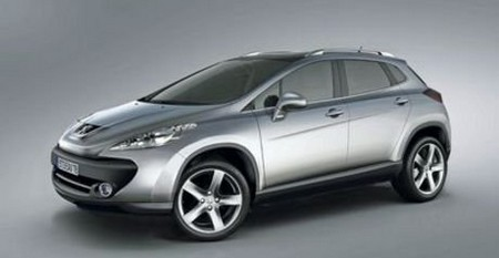 Peugeot 3008 Peugeot 3008 Crossover Review