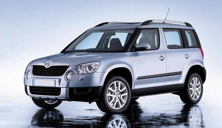 Skoda Yeti Crossover Potential Know the Skoda Yeti Crossover Potential