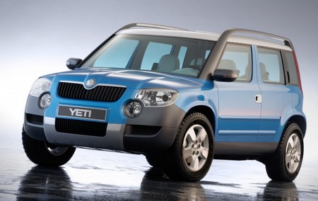 Skoda Yeti Know the Skoda Yeti Crossover Potential