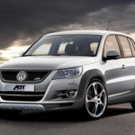 The Volkswagen Tiguan