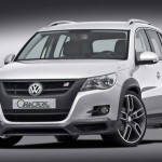 The Volkswagen Tiguan Crossover Review