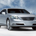 The 2011 Lexus LS460
