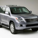The 2011 Lexus LX570