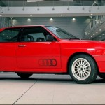 The Audi Quattro is an Instant Classic