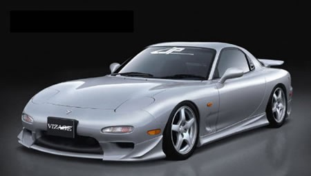 Mazda RX 7 The Mazda RX 7 – Some Significant Features