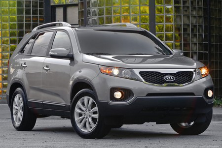 New 2011 Kia Sorento 1 The New 2011 Kia Sorento