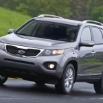 The New 2011 Kia Sorento