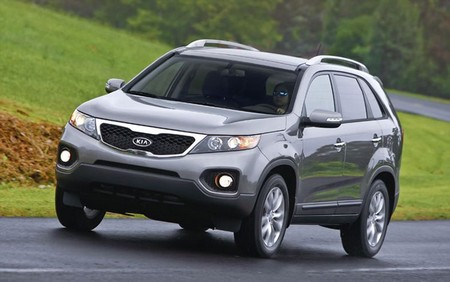 New 2011 Kia Sorento The New 2011 Kia Sorento