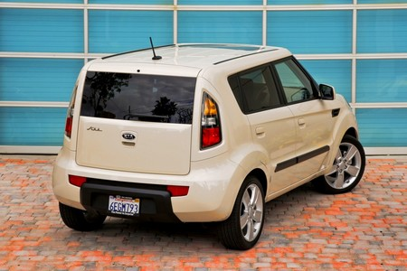 New 2011 Kia Soul 1 The All New 2011 Kia Soul