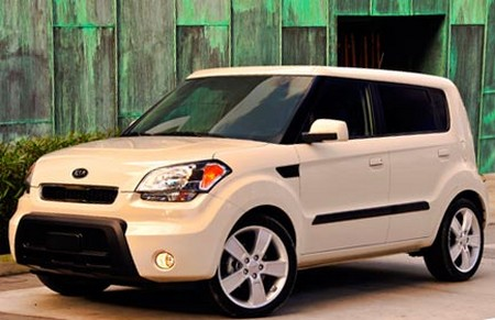 New 2011 Kia Soul 2 The All New 2011 Kia Soul