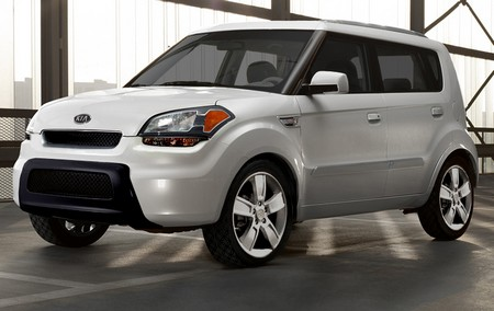 New 2011 Kia Soul The All New 2011 Kia Soul