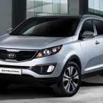 The All New 2011 Kia Sportage