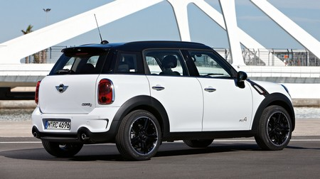 New 2011 MINI Countryman 1 The All New 2011 MINI Countryman