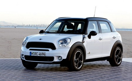 New 2011 MINI Countryman The All New 2011 MINI Countryman