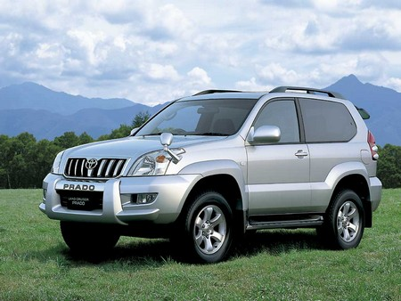 Toyota Prado Toyota Prado   A Must Have Vehicle
