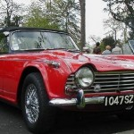 The Triumph TR4 – The Real Speedster