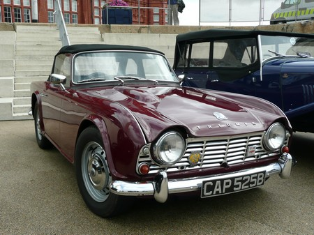 Triumph TR4 The Triumph TR4   The Real Speedster