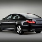 2012 Lexus LS – A Car to Watch Out